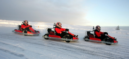 Snow-go-carts-Russia-Siberia